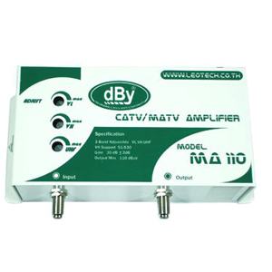 MULTI BAND BOOSTER DBY MA-110-1