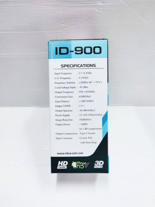 Ideasat ID 900.3